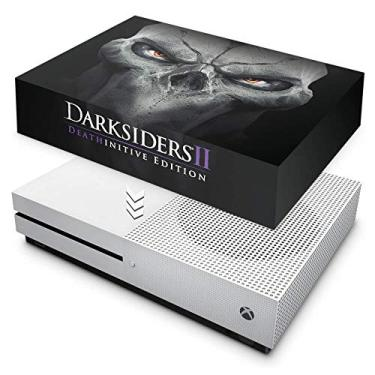 Capa Anti Poeira para Xbox One S Slim - Darksiders 2 Deathinitive Edition