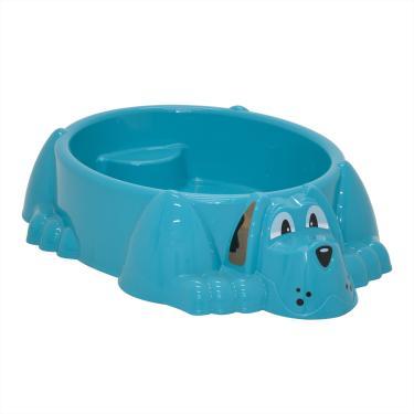 Imagem de Banheira/Piscina Infantil Tramontina Aquadog Azul Tramontina