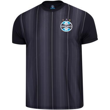 Camiseta do Grêmio Dry Horizon - Masculina Xps Sports Masculino