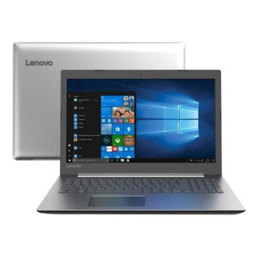 Notebook Lenovo 330 2.3ghz Ssd 256gb 8gb Tela 15,6 Win10