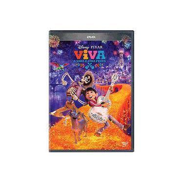 Viva - A Vida É Uma Festa - DVD
