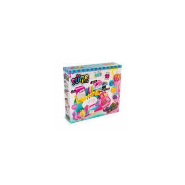 Imagem de Brinquedo Kit Fabrica De Slime Slimelicious Da Fun F00186