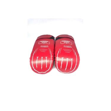 Kit Personal Sports Par De Luva Bate Saco Boxe + Par De Luva De Foco Punch Reforçado