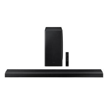 Imagem de Soundbar Samsung HW-Q800A Bluetooth 3.1.2 Canais Subwoofer sem fio Dolby Atmos Acoustic Beam Preto
