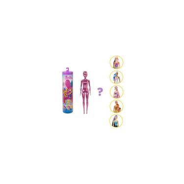 Imagem de Barbie Color Reveal Colorido Sortimento GWC56 - Mattel