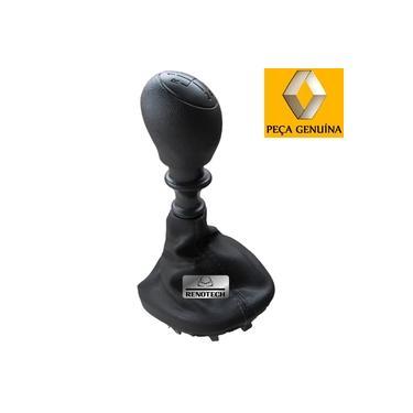 969350026r - Manopla Da Alavanca De Câmbio - Motor 2.3 16v M9t - De 2013 Em Diante - Master Iii