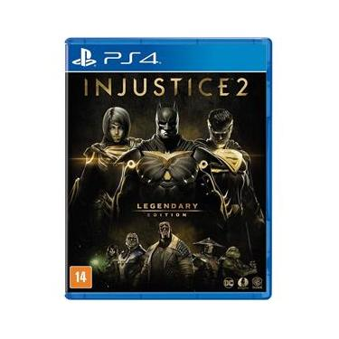 Game Injustice 2: Legendary Edition - PS4