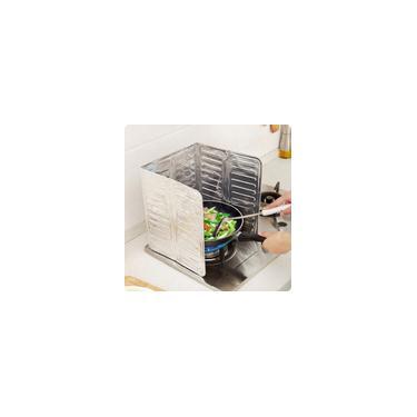 Imagem de Placa de isolamento de folha de alumínio para proteção de óleo da lareira