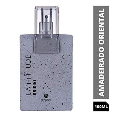 Imagem de Perfume Masculino Lattitude Origini Hinode Colonia 100ml