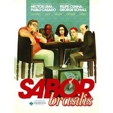 Sabor Brasilis - Capa Comum - 9788560090518