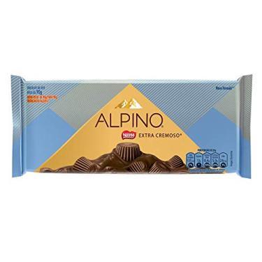 Chocolate Nestlé Alpino Extra Cremoso 90g