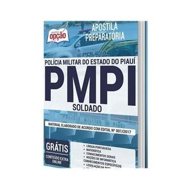 Imagem de Apostila Concurso Preparatório Pm Piauí / Pi - Soldado