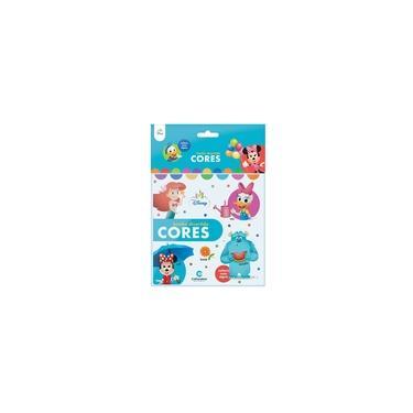 Imagem de Livro De Banho Magico Disney Baby - Cores