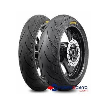 """Pneu Moto MAXXIS Aro 17"""" 120/70 R17 58W SUPERMAXX MA3DS"""