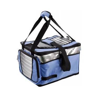Bolsa Térmica 36 Litros até 40 Latas Dobrável Ice Cooler MOR