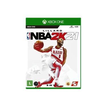 Jogo Nba 2k21 - Xbox One