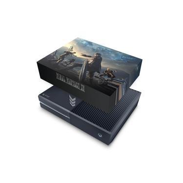 Capa Anti Poeira para Xbox One Fat - Final Fantasy Xv #B