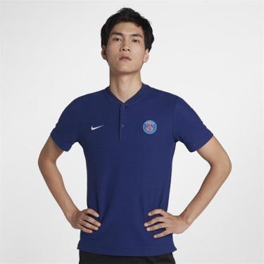 51e9c57475 Camisas de Times de Futebol Casuais Paris Saint-Germain