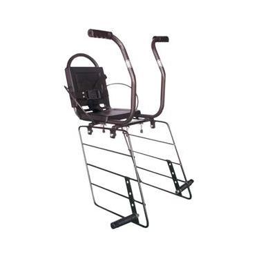 Cadeirinha Infantil com Assento Anatômico para Bagageiro de Bicicletas - Altmayer AL-17