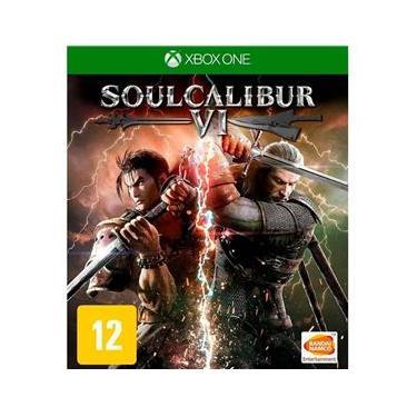 Jogo - XboxOne - Soul Calibur VI
