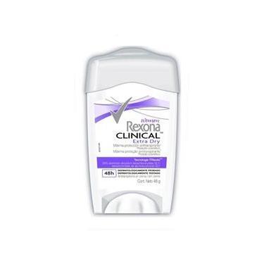 Desodorante Rexona Clinical Feminino Extra Dry 48g