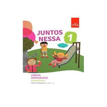 Juntos Nessa - Língua Portuguesa - Vol. 1 - Col. Juntos Nessa - Daniel Passos - 9788581816401