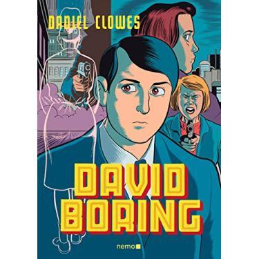 David Boring - Daniel Clowes - 9788582864951