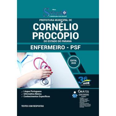 Imagem de Apostila Prefeitura Cornélio Procópio Pr - Enfermeiro - Psf