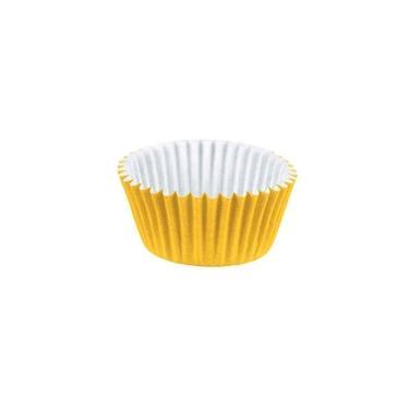 Forma Papel Número 5 Amarela Com 100 Unidades Regina