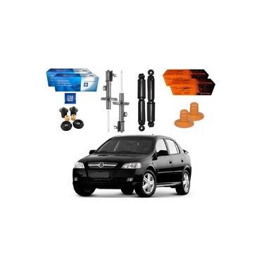 Imagem de Kit Amortecedor Dianteiro Traseiro Cofap Chevrolet Astra Sedan 1.8 2.0 2005 A 2011
