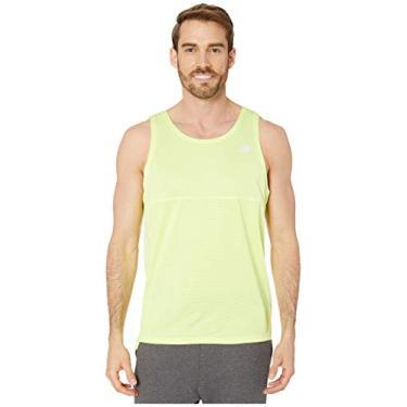 Regata New Balance Accelerate Masculino Verde - GG