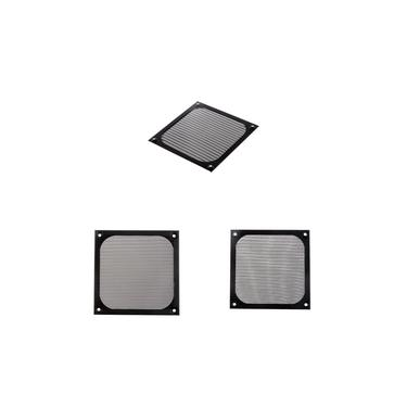 3Pieces PC 120mm Dustproof Case Fan Dust Filter Protector Grill Protector Cover