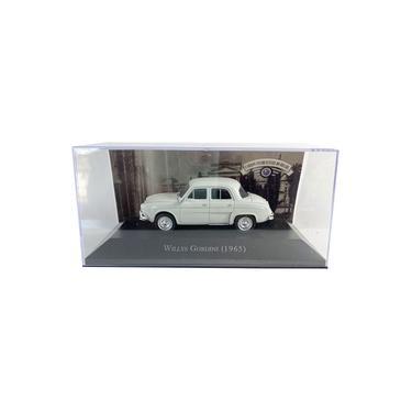 Imagem de Miniatura Carros Altaya Willys Renault Gordini 1965