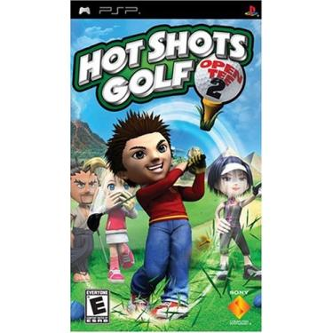 Hot Shots Golf Open Tee 2 Original Sony Psp