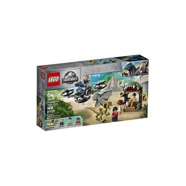 75934 Lego Jurassic World - Dilophosaurus à Solta