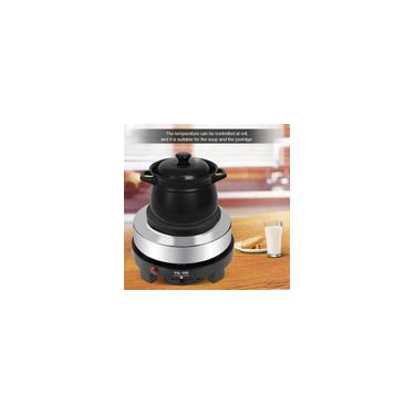 Imagem de Fogão elétrico, aquecedor de café, mini fogão elétrico multifuncional 220 V 500 w, portátil de alta eficiência térmica para casa