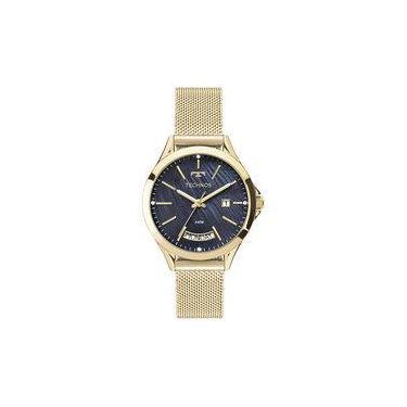 0a5a0697d8f Relógio de Pulso Feminino Technos Calendário Shoptime
