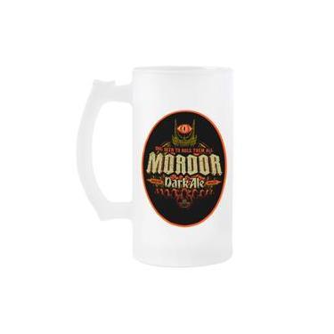 Caneca de chopp senhor dos anéis Mordor