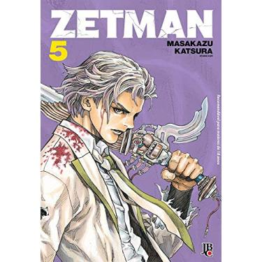 Zetman - Volume - 5 - Masakazu Katsura - 9788545700883