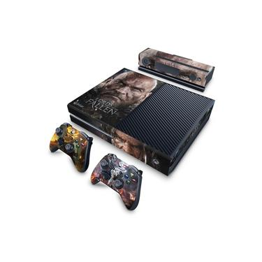 Skin Adesivo para Xbox One Fat - Lords Of The Fallen