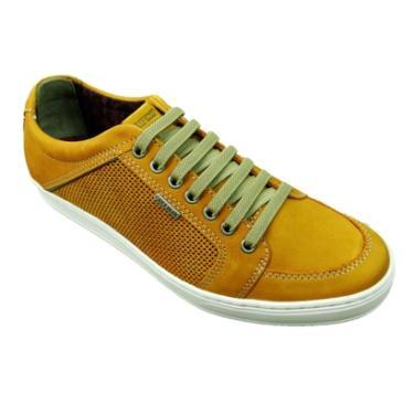 d72e337611 Sapatênis Amarelo Netshoes