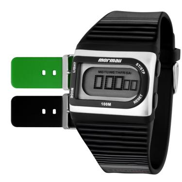 b92a1650e1228 Relógio Mormaii Troca Pulseiras Feminino FZG T8L