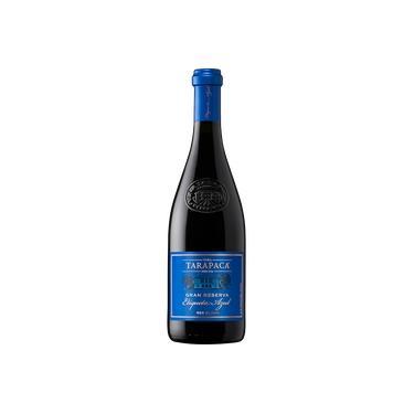 Vinho Tinto Gran Reserva Etiqueta Azul Chile Viña Tarapacá 2015 750 ml Cabernet Sauvignon,Malbec,Petit Verdot,Syrah