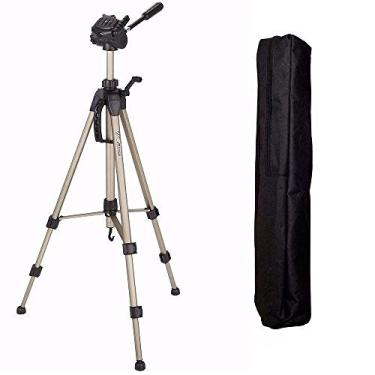 Tripe Amador, Weifeng, WT3710, Acessórios para Câmeras Digitais, Marrom
