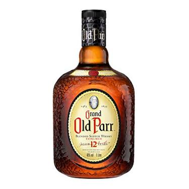 Whisky Old Parr, 12 anos, 1L