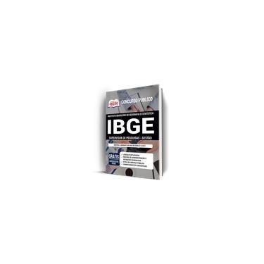 Imagem de Apostila Concurso IBGE - Supervisor de Pesquisas - Gestão