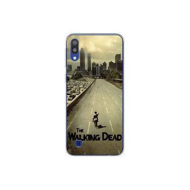 Capa para Galaxy A70 - The Walking Dead   Atlanta