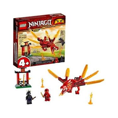 71701 LEGO NINJAGO Legado do Dragão do Fogo do Kai