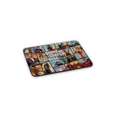 Mouse Pad Gta V Grand Theft Auto Gamer Play Station Mousepad
