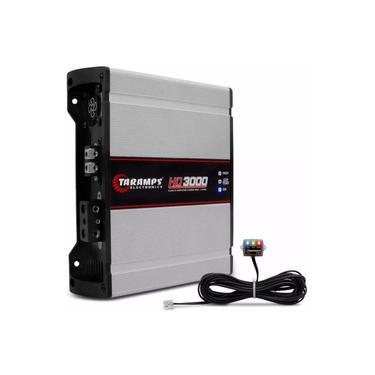 Modulo Taramps 3000wrms Amplificador Automotivo 2ohm Hd3000